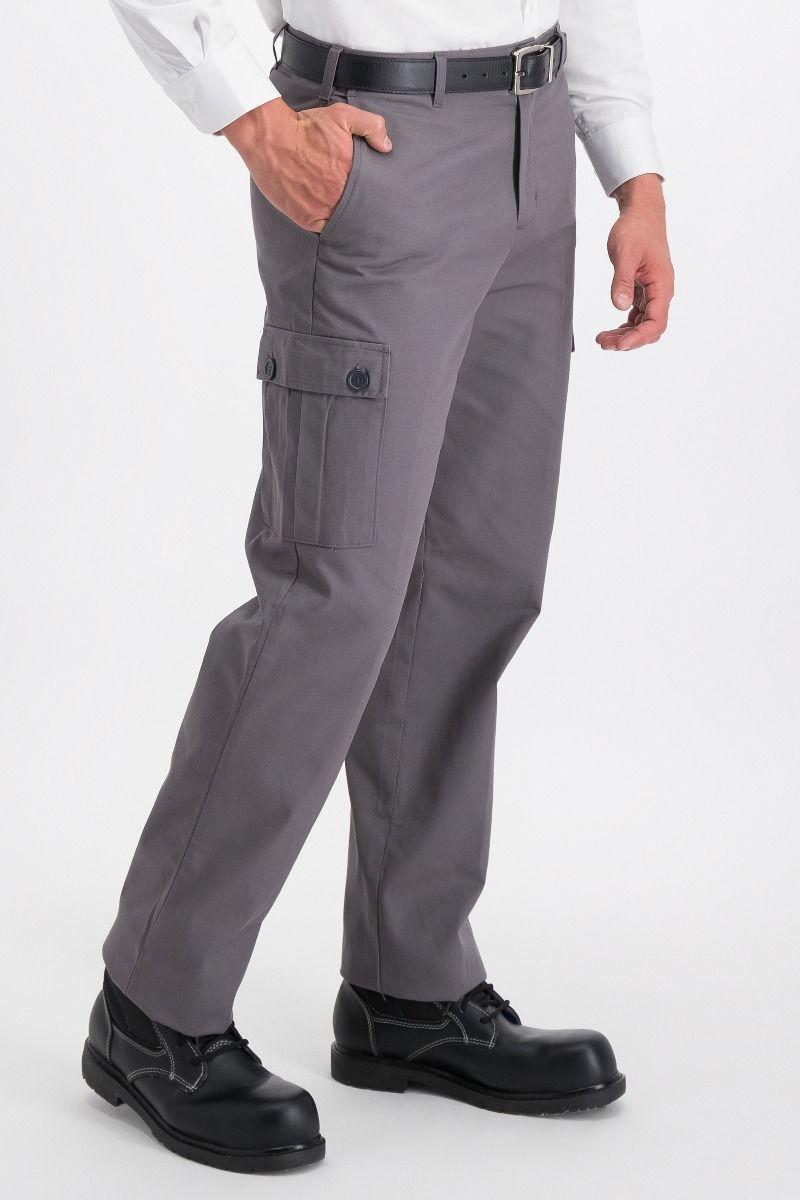 Venta Pantalon Industrial Gabardina En Stock