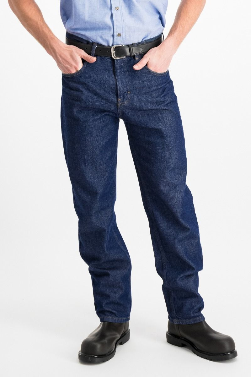 Pantalon Mezclilla 100 Algodon 12 5 Oz Unitam Uniformes